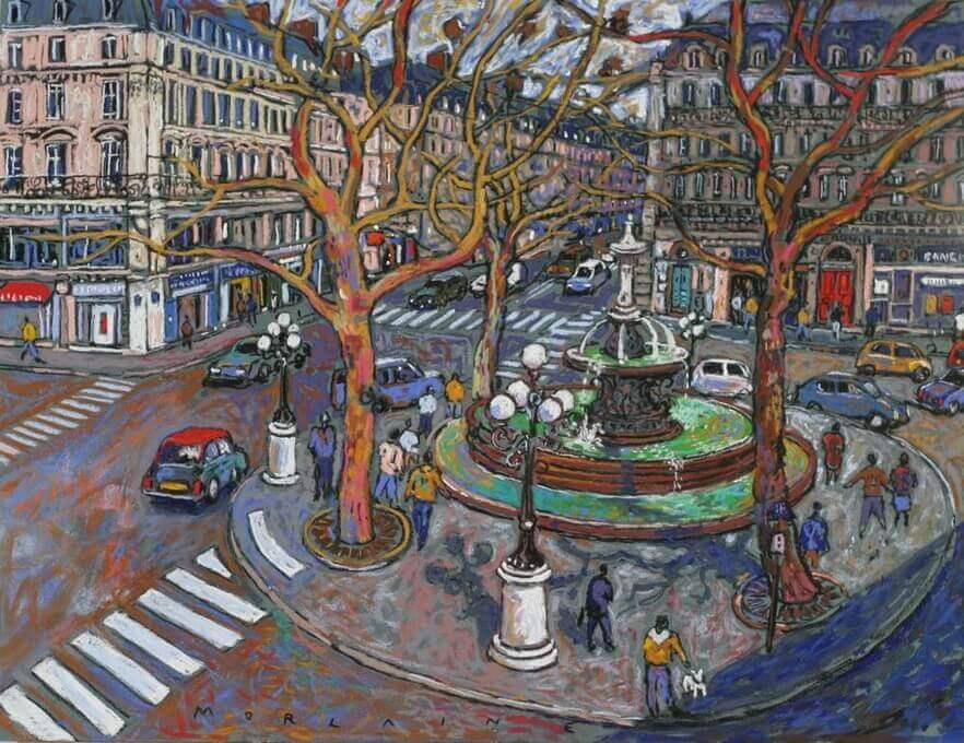 Morlaine actualit s expositions - Galerie du port noirmoutier ...
